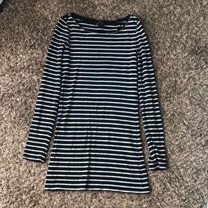 White house black market size small mini dress